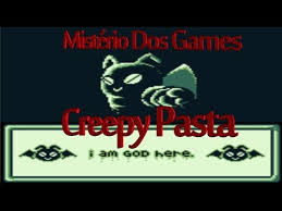 CreepyPasta: MisFortune.GB