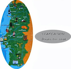 Staycation - férias em casa