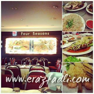Four Seasons Restaurant - Kota Bharu, Kelantan