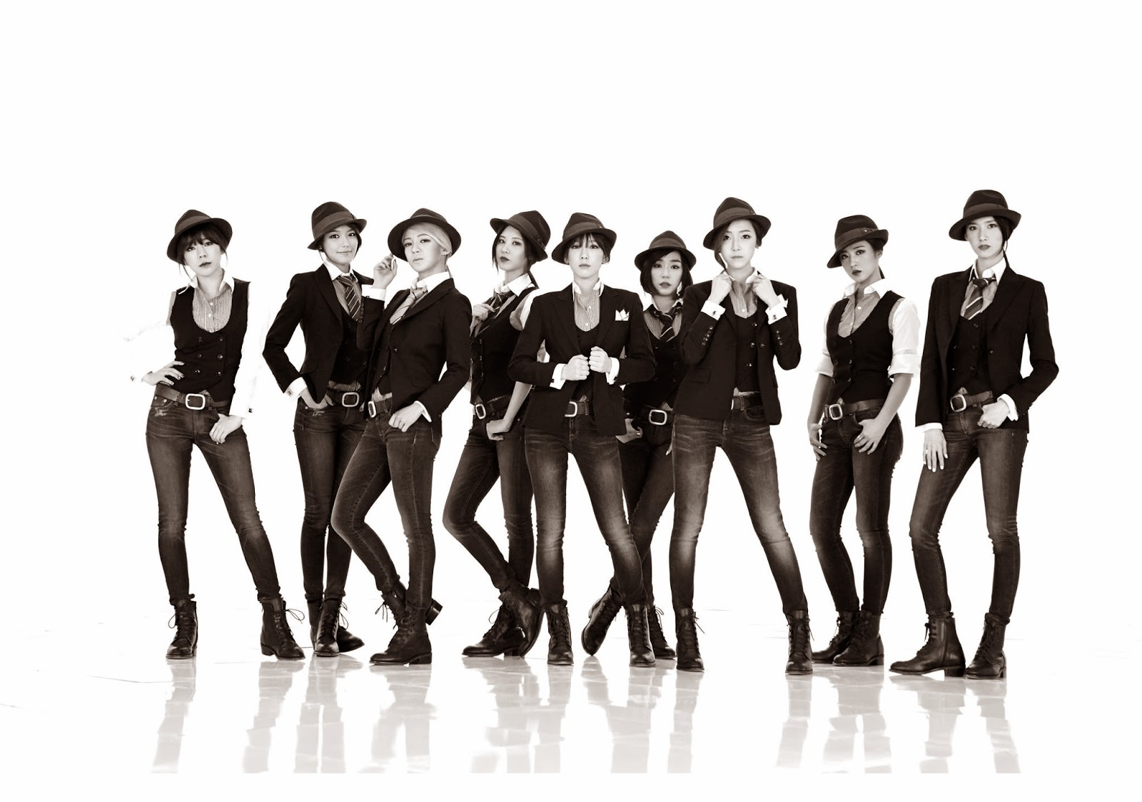 SNSD Girls Generation Mr. Mr Cover
