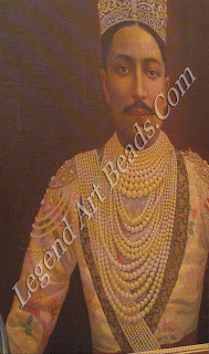 Over generations, the Nawabs of Rampur, a small state in north India, amassed one of the finest pearl collections in the world.