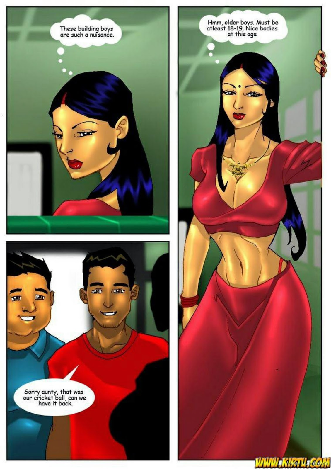 Online adult sex comics