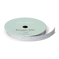 Silver Shimmer Trim