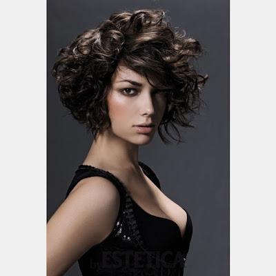 Il taglio ideale per capelli ricci