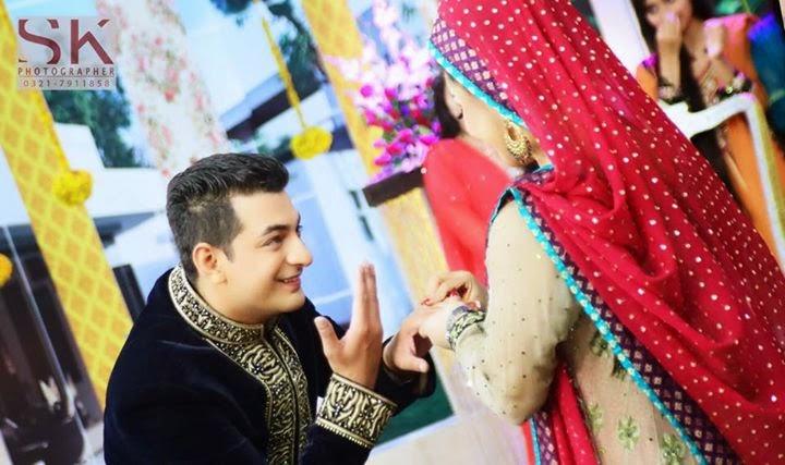 Filmstar laila wedding