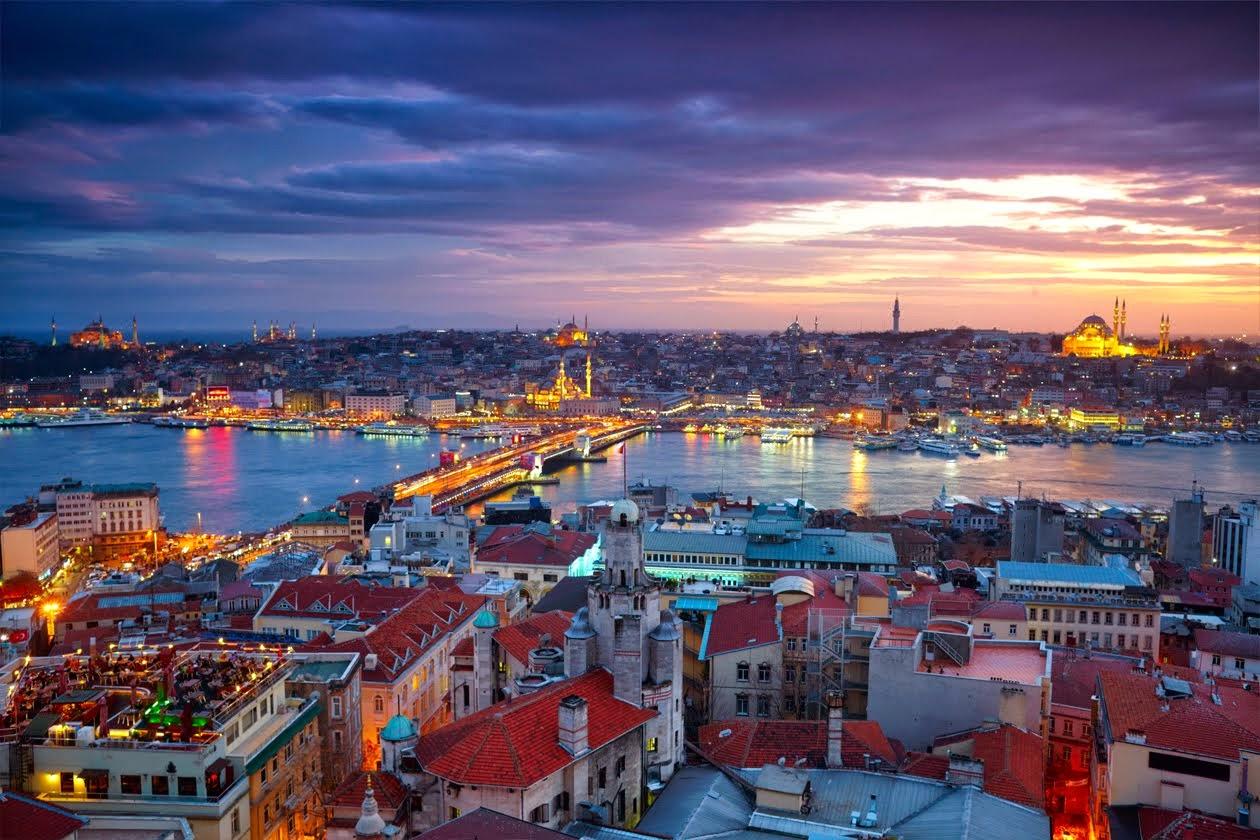Golden Horn - Istanbul