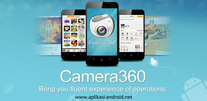 Camera 360 aplikasi edit photo android