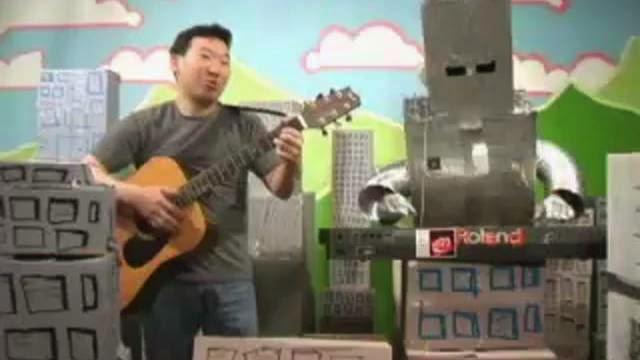 Captain Underpants video clip d'un super héros en bobette