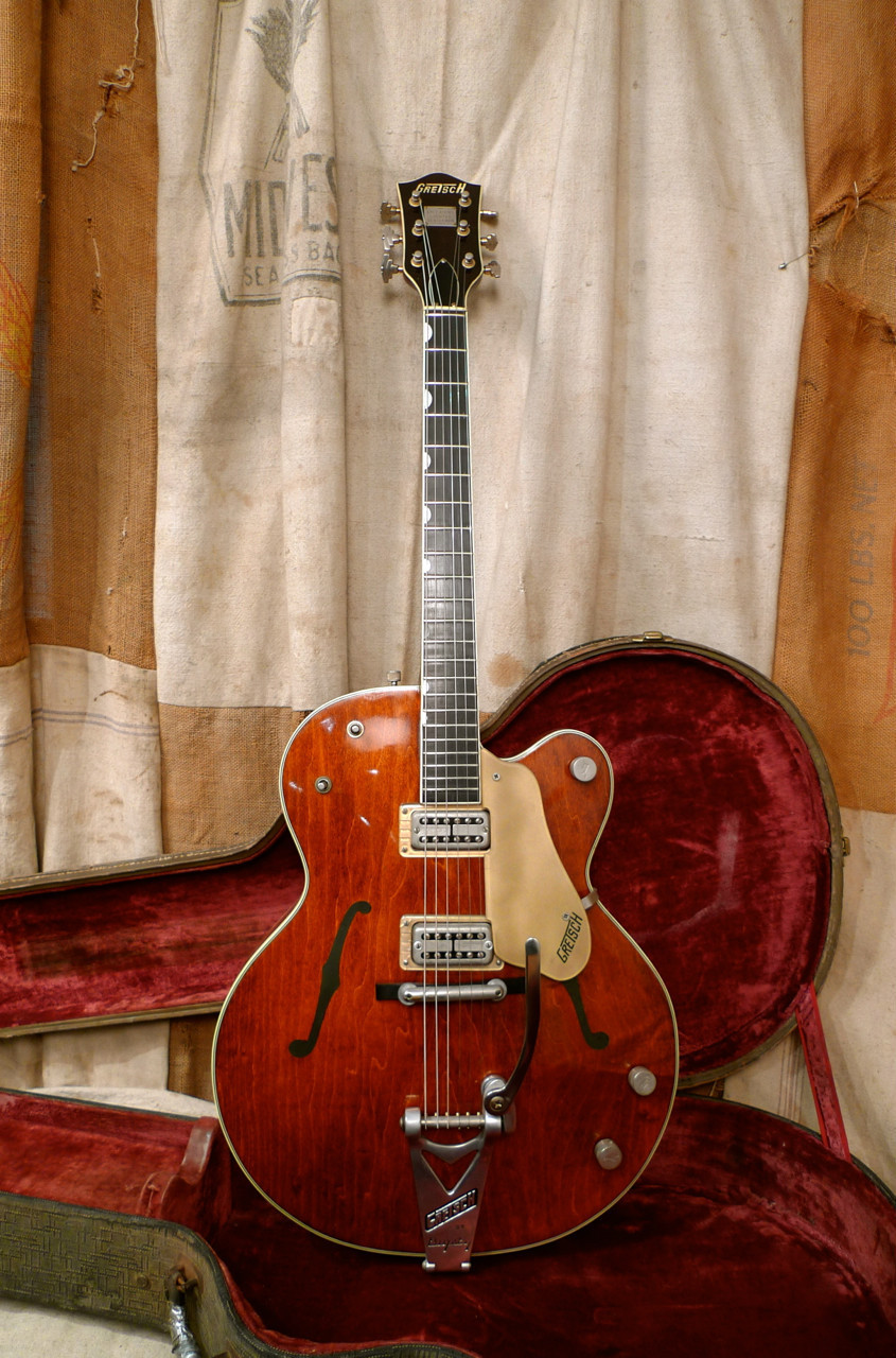 Vintage gretsch country gentleman for sale
