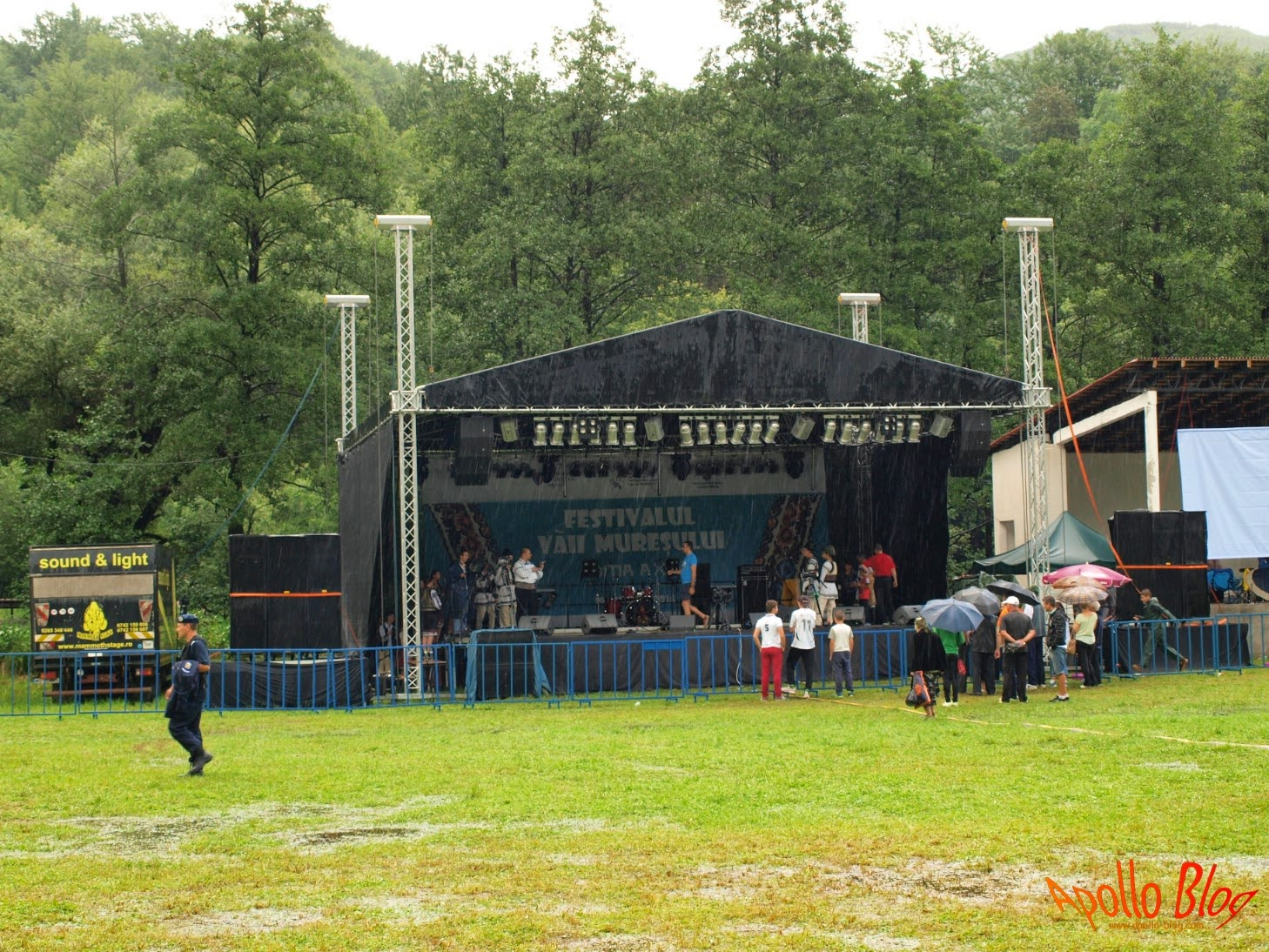 Festivalul Vaii Muresului 2014