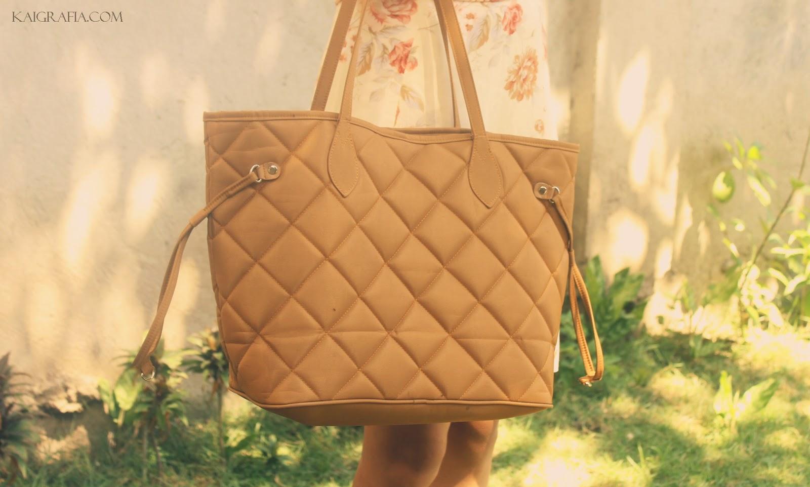 LV Inspired bag affordable tote bag