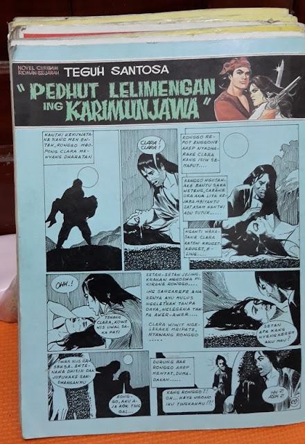 Pedhut Lelimengan Ing Karimunjawa