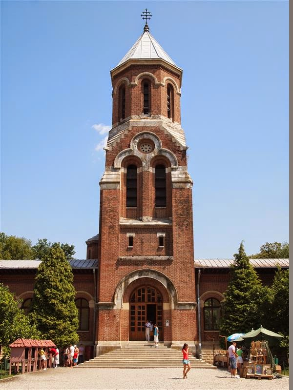 Palacio del Monasterio de Curtea de Arges