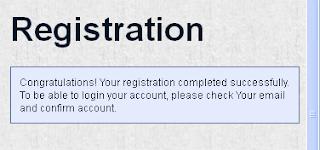 langkah-langkah Mendaftar addmefast