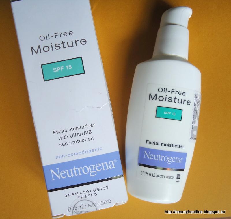 facial moisturizer review