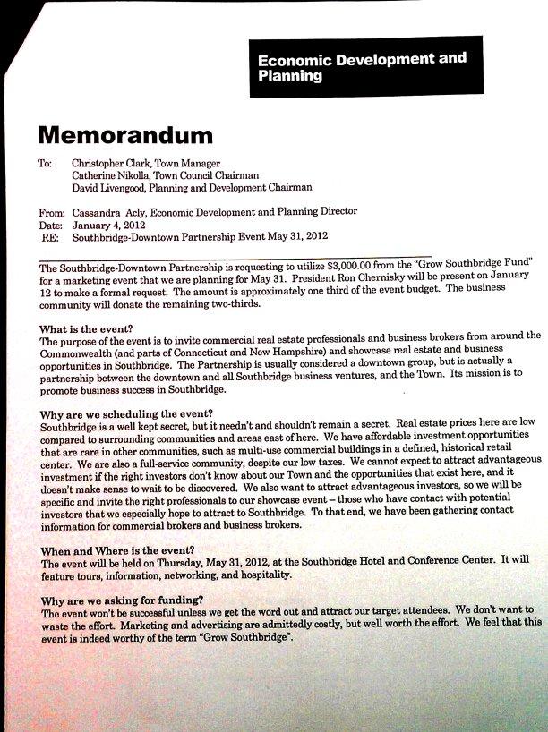 Economic development director cover letter resume