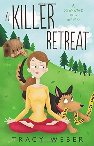 A Killer Retreat. Jo Linsdell interviews author Tracy Weber at www.WritersAndAuthors.info