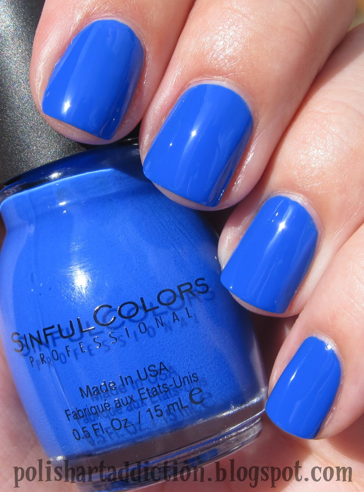 Sinful Colors - Endless Blue