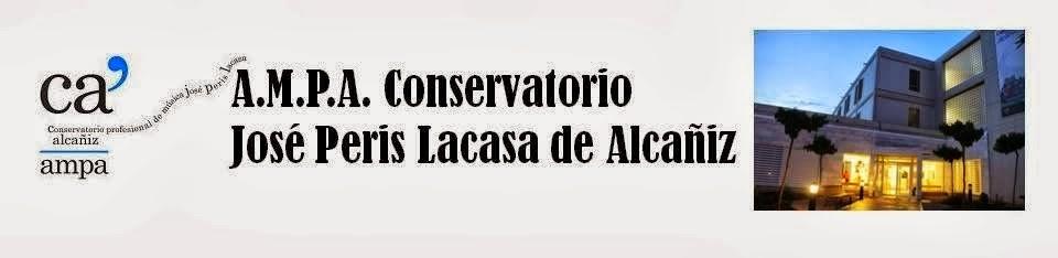 AMPA Conservatorio José Peris Lacasa de Alcañiz