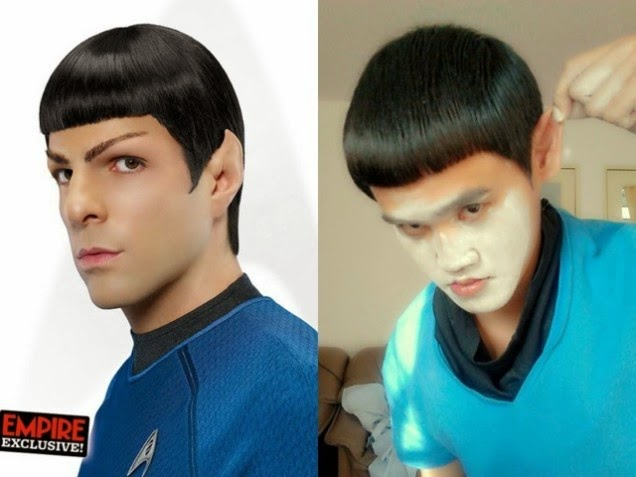 Lowcost Cosplay - Spok