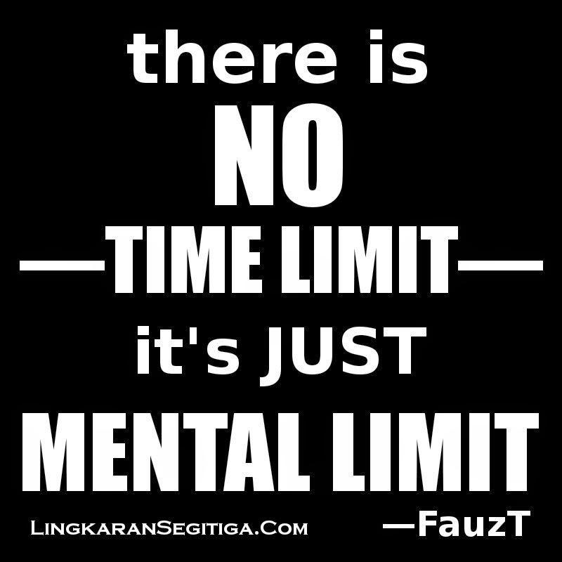 Mental Limit