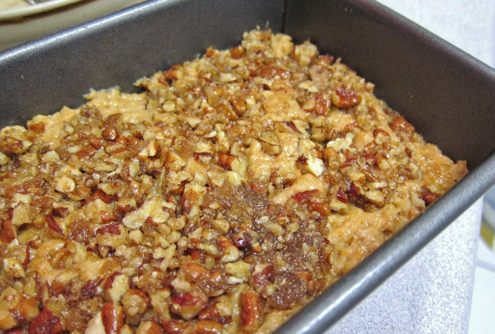 quick bread with pecan streusel tuna and apple crostini apple quick ...