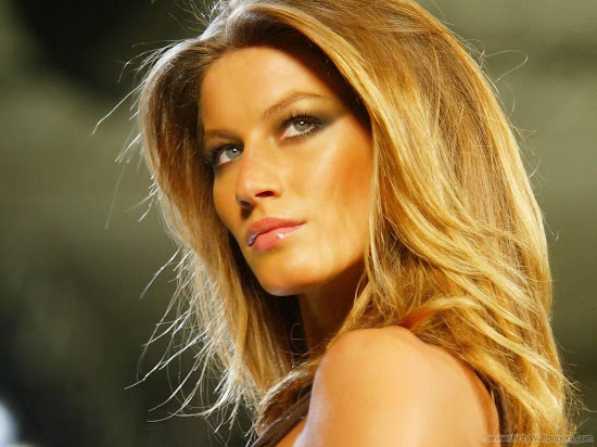 Gisele Bundchen Supermodel Wallpaper