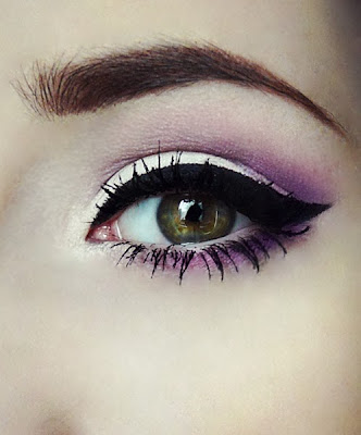 Eyeshadow and Eyeliner - Makeup and Beauty Collection 2013