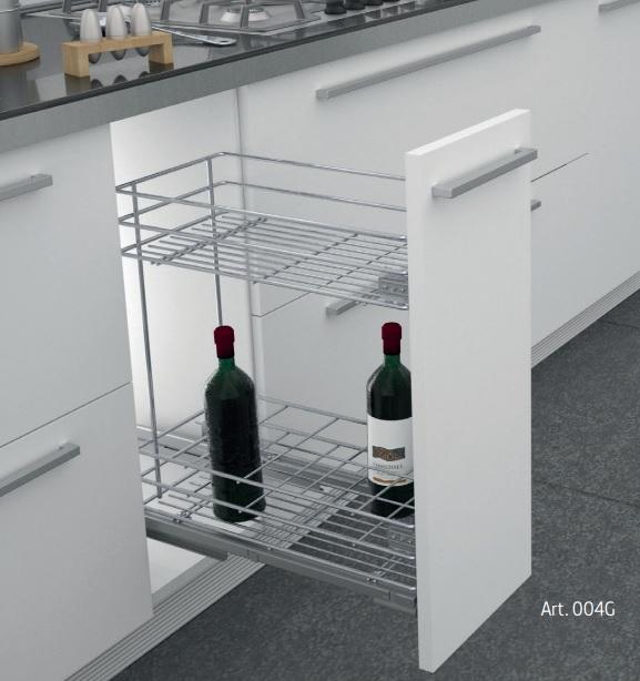 Sfera 3 accesorios de interior para mueble de cocina for Mueble 45 cm ancho