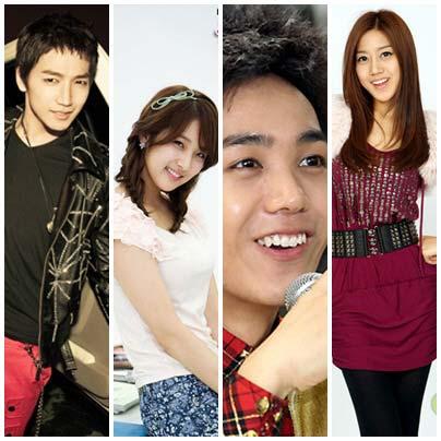 Idol dating variety show
