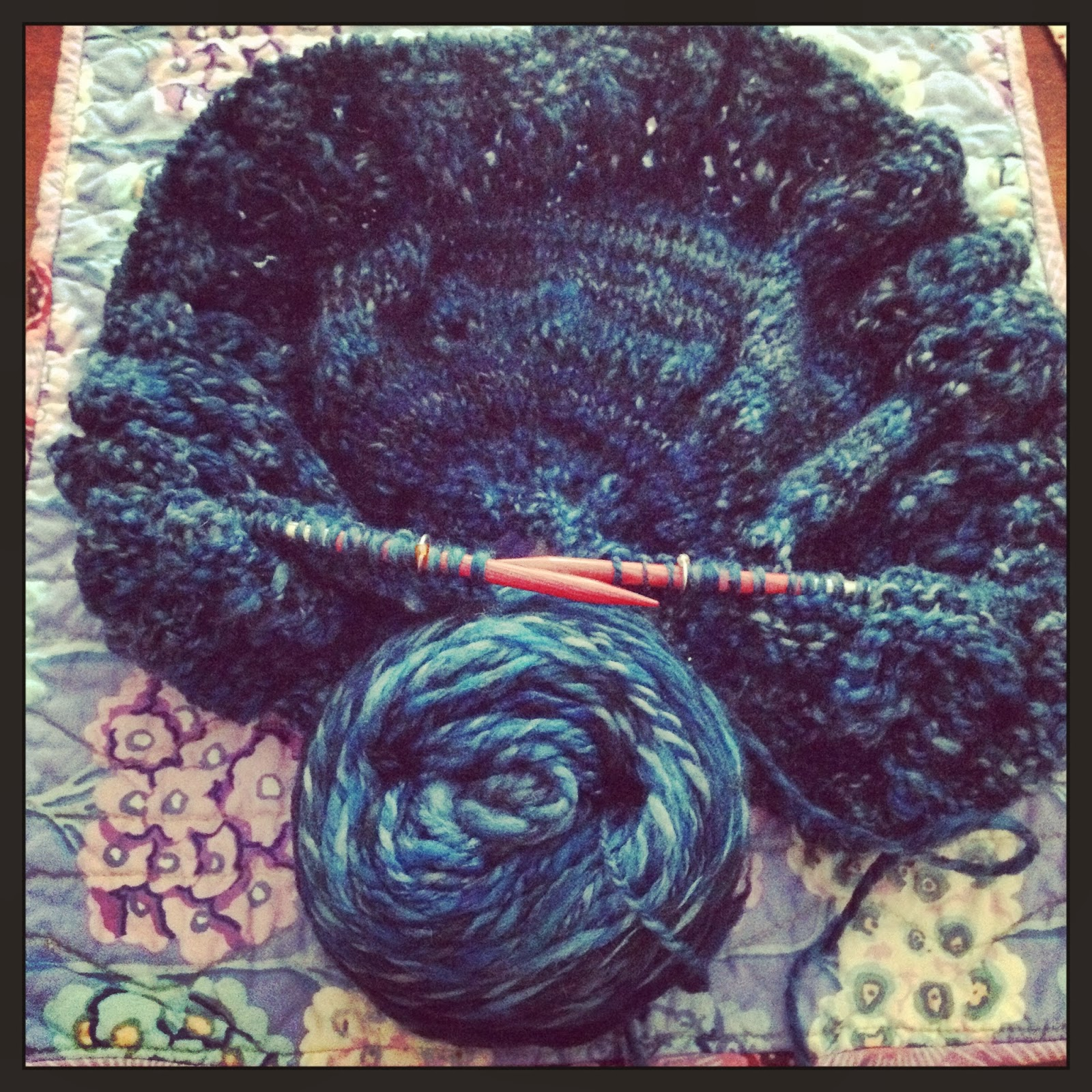 Knitting And Stitching Show Promotional Code : Susan B. Anderson: 50 Row Shawlette ~ Pattern & Discount Code!