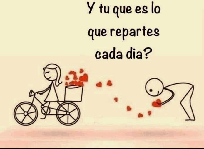 Sin amor nada somos!!!