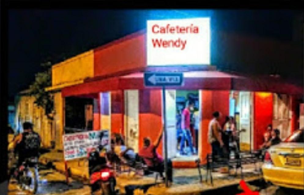 Cafetería Wendy