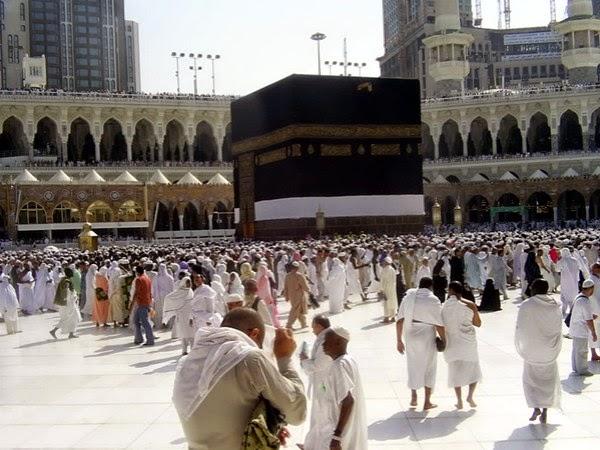 Jangan Lepas dari Mahram  Saat umroh atau Haji