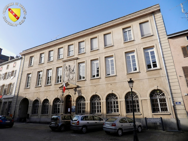 LUNEVILLE (54) - Tribunal de justice (1706)