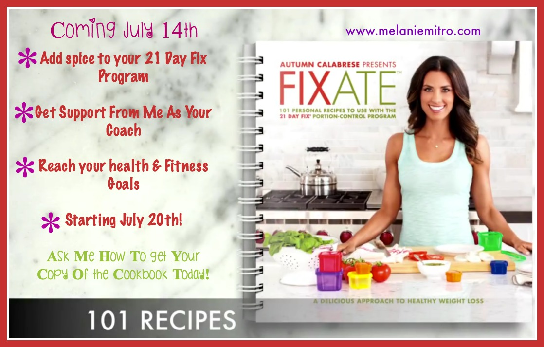 Fixate Cookbook Promo