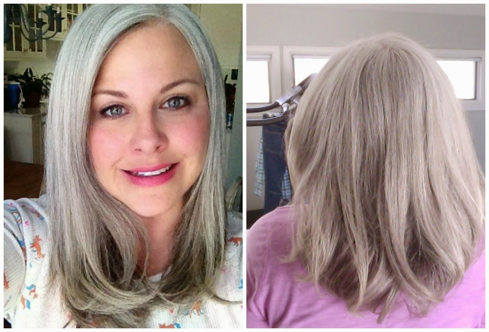 A Gray Hair Product Review! Make-Up and Other Fun, Girlie Things for ...