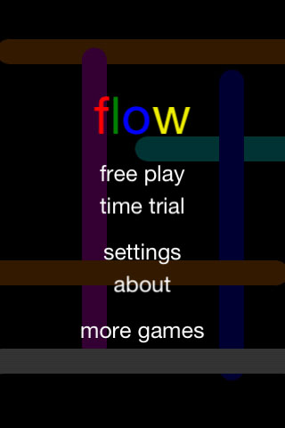 Flow Free Free App Game By Big Duck Games