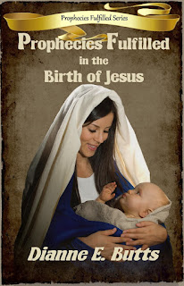 Prophecies Filfilled in the Birth of Jesus book offers 35 real life prophecies given in advanced then fulfille in the events surrounding the birth of Jesus.