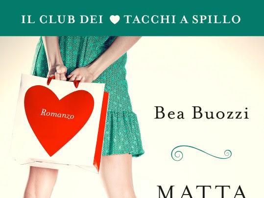 #Recensione:Il club dei tacchi a spillo di Bea Buozzi
