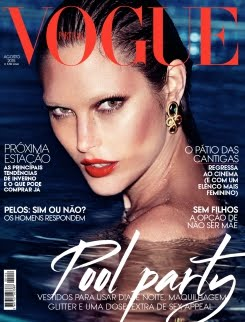 <b>Vogue Portugal Aug 15</b>
