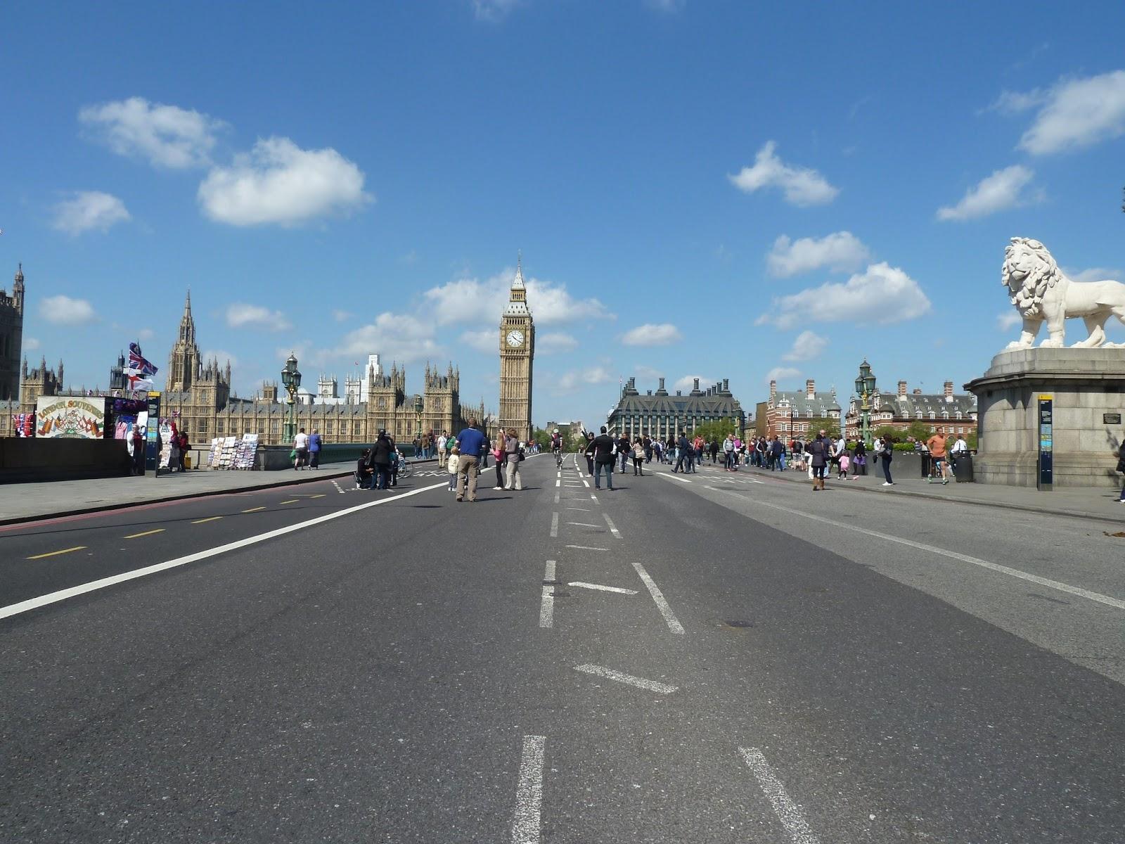 Westminster Bridge, Big Ben