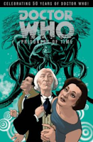 Doctor Who Prisoner of Time David Tipton cover
