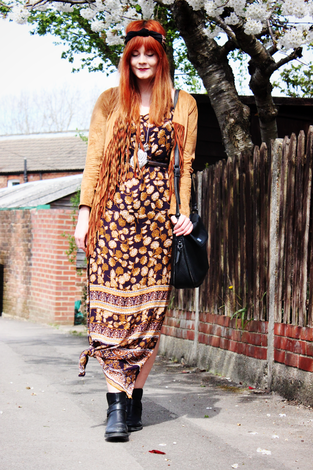 New Look 70's Boho Outfit