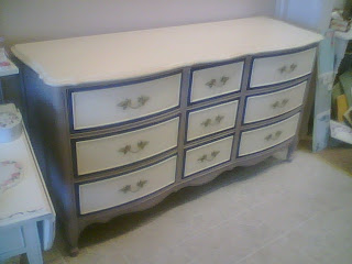 Handpainted Furniture Blog, Shabby Chic Vintage Painted Furniture ...