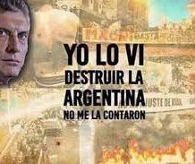 Adios Macri, hasta nunca