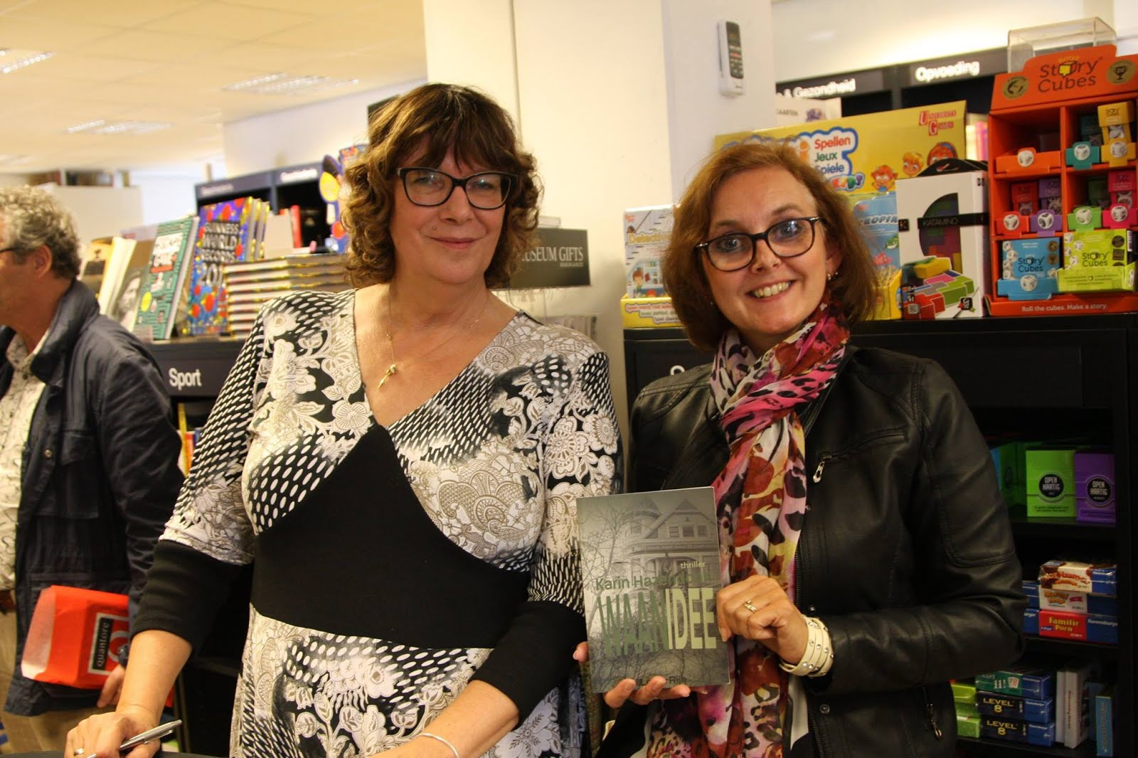 Meet & Greet Karin Hazendonk