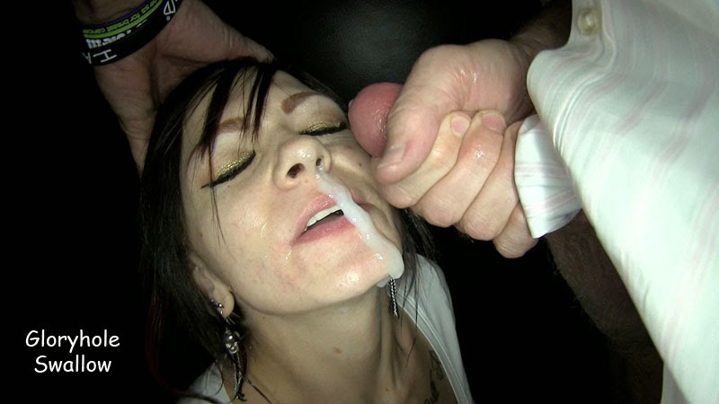 Shelby gloryhole facial