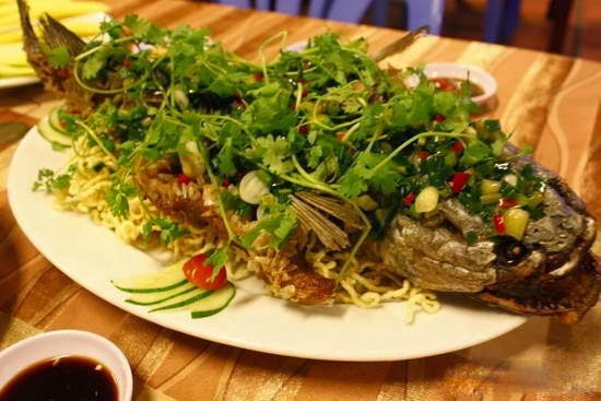 VIetnamese food - Vietnamese Fish Recipe