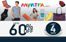 Myntra Discount Coupons